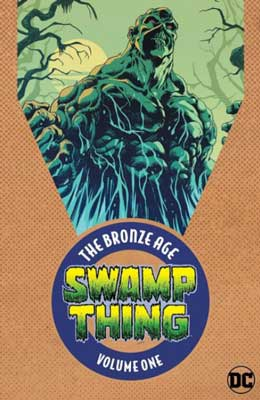 Mejores cómics de Swamp Thing la edad de bronce
