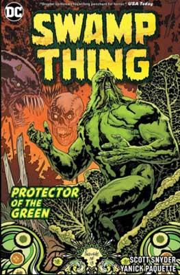 Mejores cómics de Swamp Thing : el protector de lo verde
