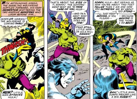 the incredible hulk 181