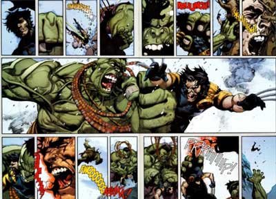 ultimate hulk vs wolverine