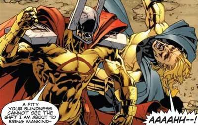 Villanos más poderosos de Marvel anti-man
