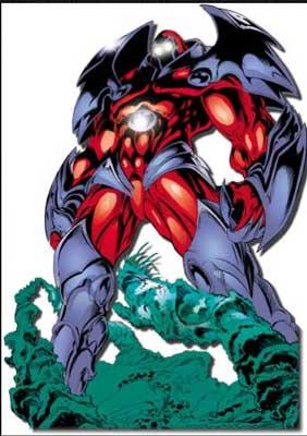 uno de los Villanos más poderosos de Marvel es onslaught