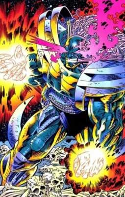 uno de los Villanos más poderosos de Marvel es tyrant
