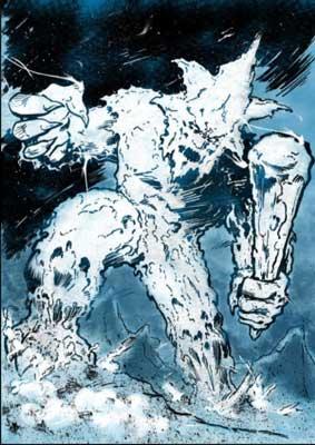 uno de los Villanos más poderosos de Marvel es ymir