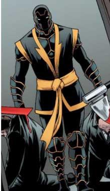 Mejores villanos de Black Widow: alexi hostakov