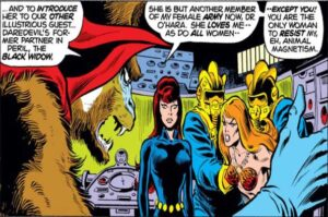 Mejores villanos de Black Widow: mandrill