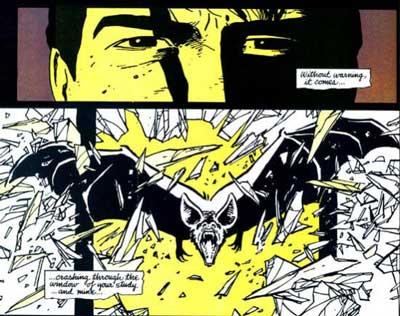 Mejores cómics de Batman año uno