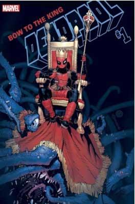 Nueva serie de Deadpool