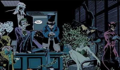 Mejores cómics de Batman el largo halloween