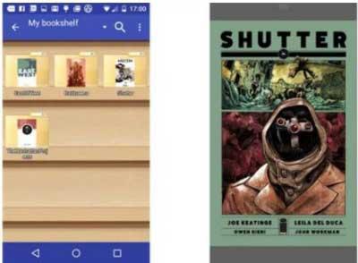 perfectview es uno de las Mejores aplicaciones para leer cómics