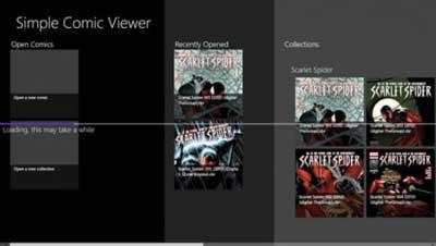 simple comic view es una de las Mejores aplicaciones para leer cómics