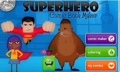 Superhero Comic Book Maker es una de las mejores Apps para crear cómics