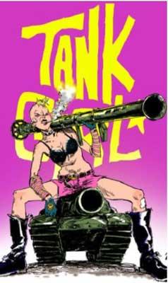 Tank Girl deadline