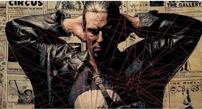 Nuevas series de The Punisher. mejores antihéroes de Marvel