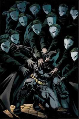 Mejores cómics de Batman la corte de los búhos