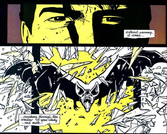Mejores cómics de Batman: año uno