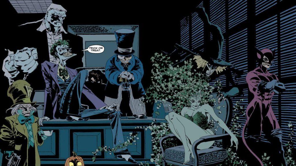 Mejores cómics de Batman: el largo halloween