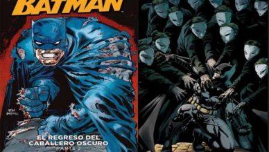 cómics de batman dc