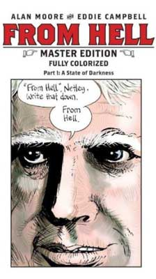 from hell es uno de los mejores cómics para adultos
