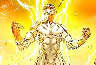 godspeed es uno de los mejores villanos de Flash