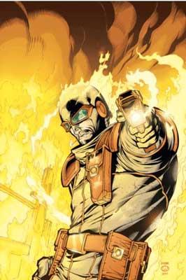 heatwave es uno de los mejores villanos de Flash