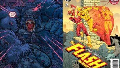 mejores villanos de flash en los cómics