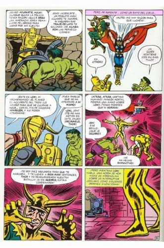 avengers 1 de 1963