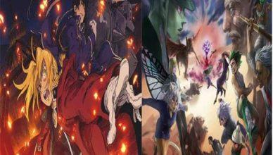 top animes shonen