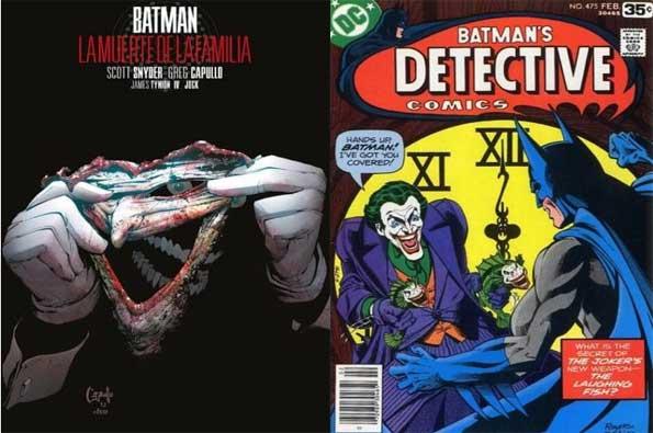 mejores cómics del joker