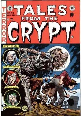 tales from the cryp es de los mejores cómics de terror de la historia