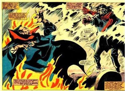 La Tumba de Drácula es de los mejores cómics de terror de la historia