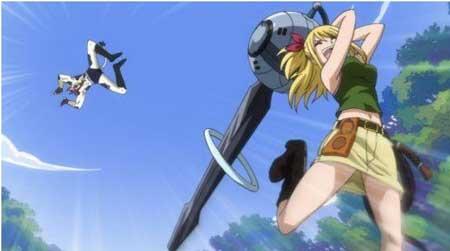 fairy tail es uno de los Mejores animes shonen
