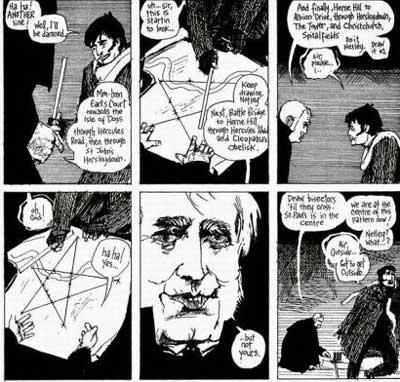 from hell es de los mejores cómics de terror de la historia