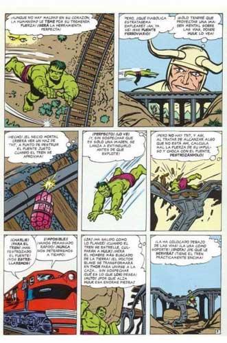 loki y hulk