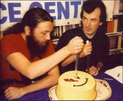 Alan Moore y Dave Gibbons