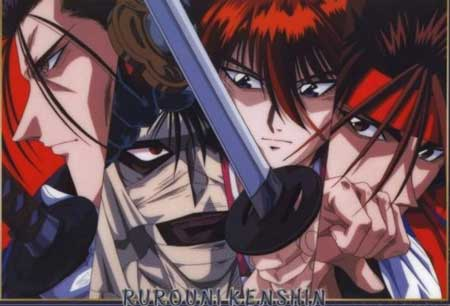 Mejores animes shonen samurai x