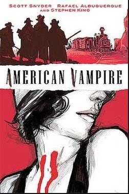american vampire es de los mejores cómics de terror de la historia