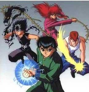 yu yu hakusho es uno de los Mejores animes shonen