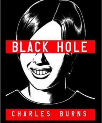 Cómics que debes leer black hole