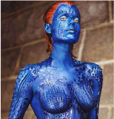 mystique X-Men 1