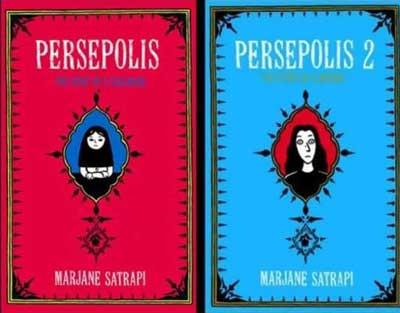Cómics que debes leer persepolis