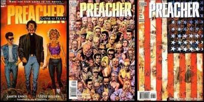 Cómics que debes leer preacher