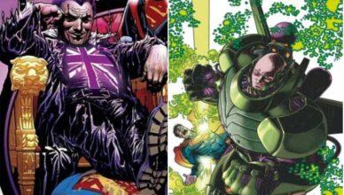 mejores villanos de Superman