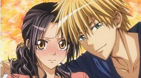 uno de los Mejores animes es Shoujo kaichou wa maid-sama