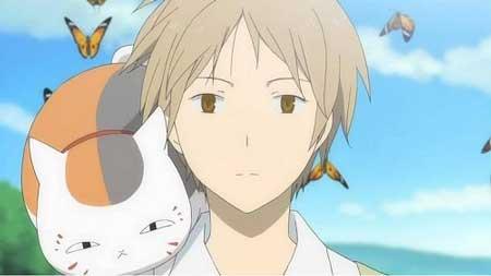 personaje del anime natsume yuujinchou
