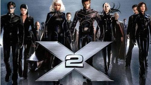 Póster de X-Men 2
