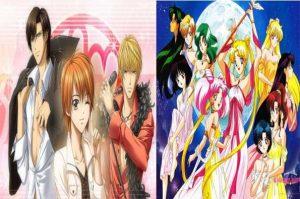 animes shojo y de romance