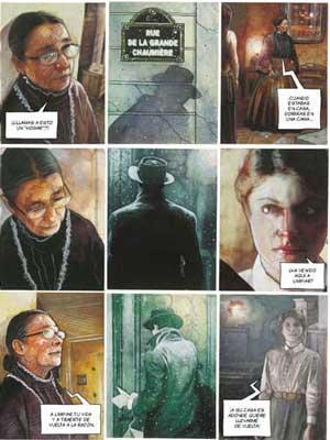 viñeta de Modigliani: Príncipe de la Bohemia