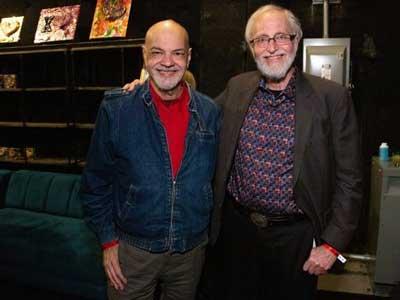 Marv Wolfman y George Pérez