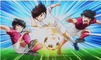 Mejores animes Spokon: Capitán Tsubasa